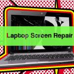 Laptop Screen Broken? Relax…