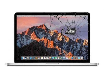 Apple Macbook A1398 Screen Repair Ellon