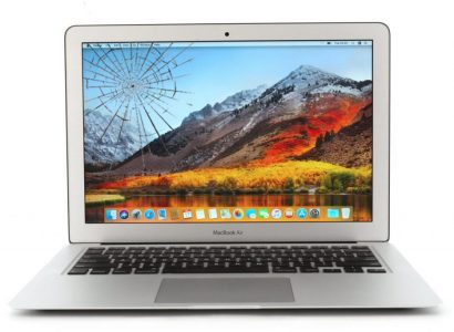 Apple Macbook Air Screen Repair Enfield